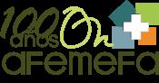 AFEMEFA – 100 años contigo Logo