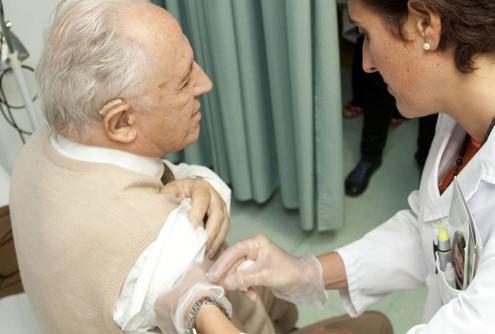 Campaña de vacunación contra la gripe estacional