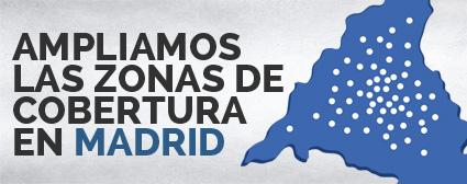 Nuevas zonas de cobertura del seguro de salud en Madrid