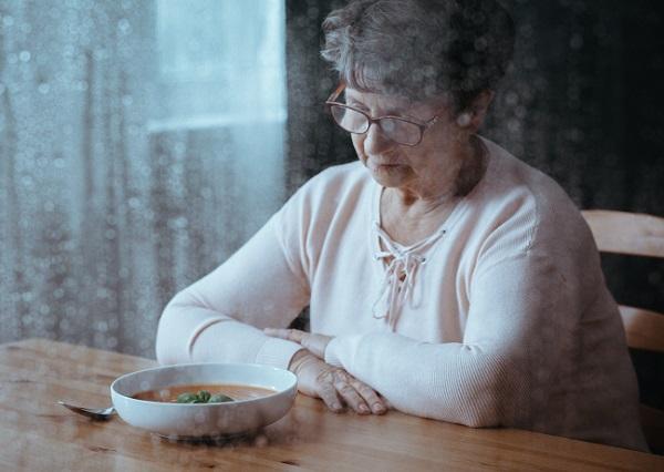 Hepatitis perdida de peso repentina