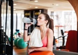 Bebidas isotónicas: ¿son saludables?