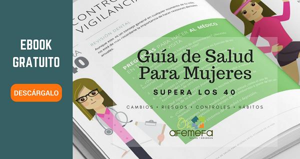 eBook Salud mujer 40