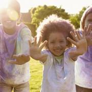Molusco contagioso en niños
