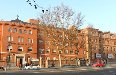 Hospital San Francisco de Asís Madrid