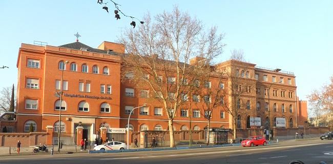 Hospitales De Madrid Hospital San Francisco De Asis Seguros Afemefa