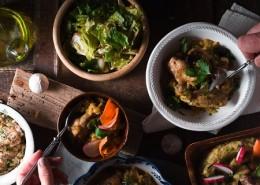 Retaurantes comida sana y rapida Madrid