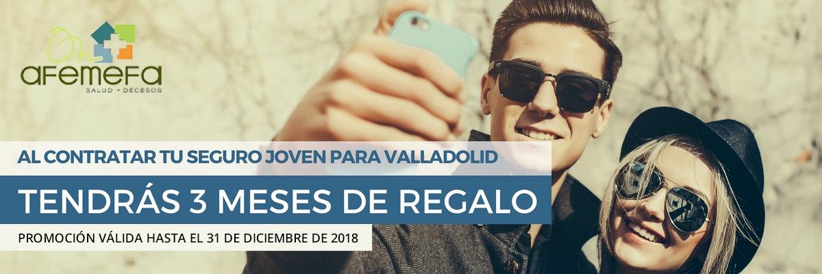 Seguro joven Valladolid