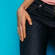 Riesgos de vestir ropa ajustada