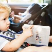 Consejos para que los niños viajen de forma segura en el coche