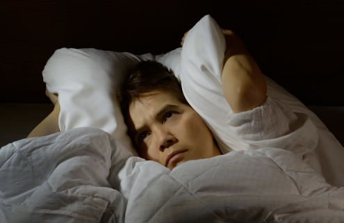 Las causas del insomnio