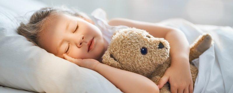 Causas del insomnio infantil
