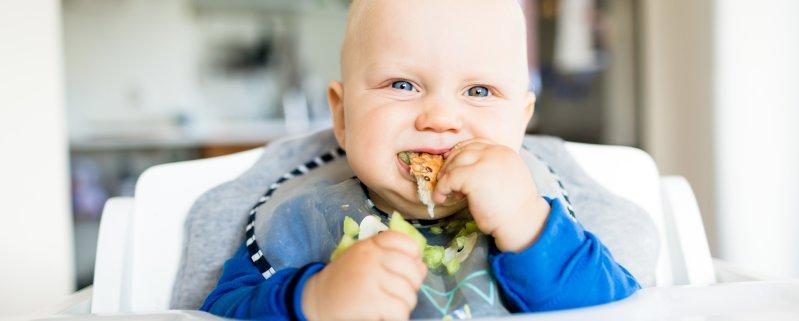 Alimentación infantil: el método Baby Led Weaning (BLW)