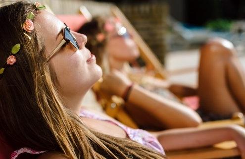 Cuidados básicos del cabello en verano
