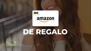 Tarjeta de Amazon de regalo con tu Seguro de Salud Joven Madrid