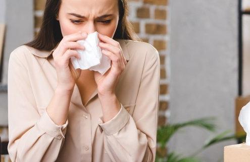 Efectos secundarios de los antihistamínicos