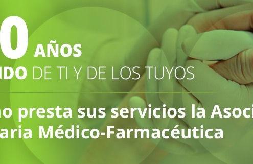 De cómo presta sus servicios la Asociación Ferroviaria Médico-Farmaceútica